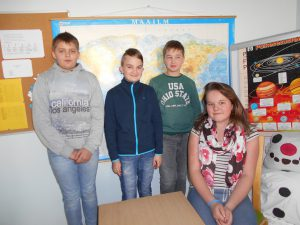 Itaaliasse reisivad õpilased