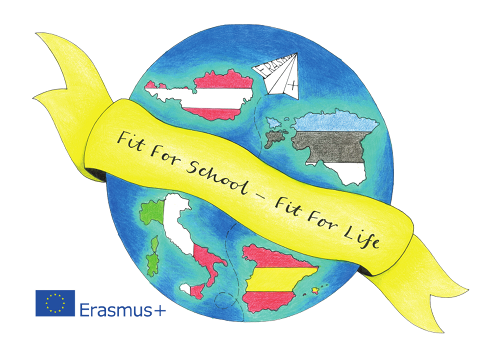 'Fit for School – Fit for Life' Logo